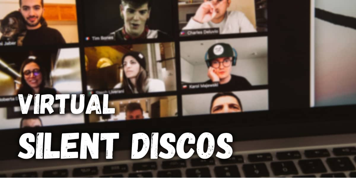 Virtual Silent Disco Feature