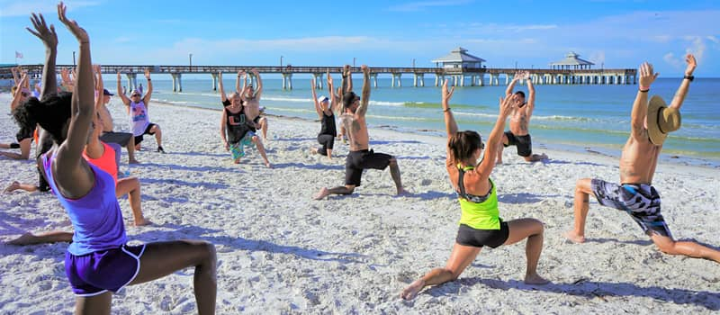 Community event ideas - Outdoor fitness