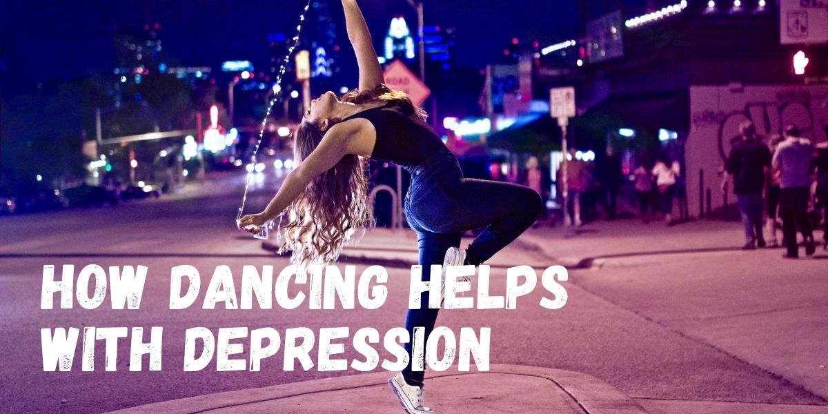 How dancing can help with depression